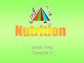 Dennis Yang Computer 8 Help a great deal in building body strength. Help a great deal in building body strength. Carbohydrates influence human nutrition.