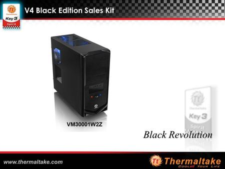 V4 Black Edition Sales Kit Black Revolution VM30001W2Z.
