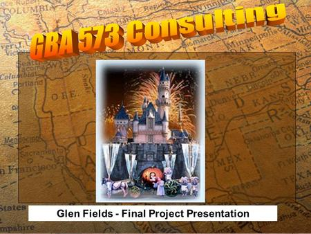 Glen Fields - Final Project Presentation. What Sets CSI Apart... GBA 573 Consultants Company Background Located in San Diego, CA 5 Engineering Consultants.