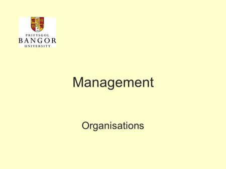 Management Organisations. Useful vocabulary organising organisational structure organisational chart organisational design work specialisation departmentalisation.