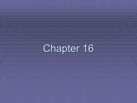 Chapter 16. Kinetic Theory  Definition - an explanation of how particles in matter behave.