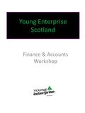 Young Enterprise Scotland Finance & Accounts Workshop.
