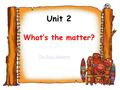 Unit 2 What's the matter? The Scary Skeleton. Parts of body: head face eye nose mouth tooth ear neck throat shoulder stomach back arm hand finger leg.