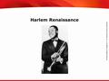 TEKS 8C: Calculate percent composition and empirical and molecular formulas. Harlem Renaissance.