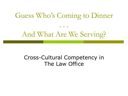 guess culture communications