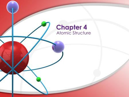 Chapter 4. Greek philosopher (460 B.C.-370 B.C.) 1 st to suggest the existence of atoms Said that atoms were indivisible and indestructible Democritus's.