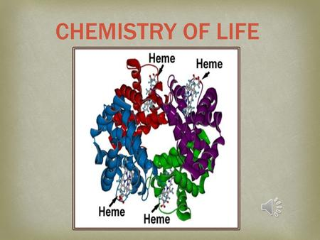 CHEMISTRY OF LIFE Atomic Structure (p. 31; Fig. 2.1; Table 2.2)