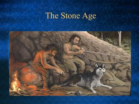 The Stone Age. Lucy – discovered 1974 Old Stone Age (Paleolithic Era) The term Stone age is used to describe the time when people used simple stone tools.