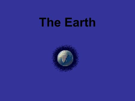 The Earth. Earthquakes Earthquakes are the shaking, rolling or sudden shock of the earth's surface. Earthquakes happen along fault lines in the earth's.
