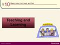 UNIT 10 Make, Have, Let, Help, and Get Teaching and Learning.
