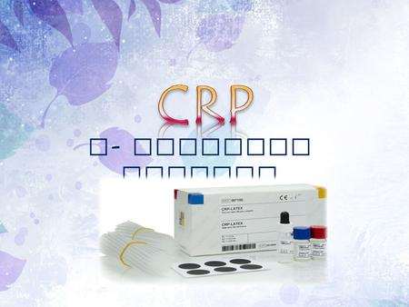 C - reactive protein. C - reactive protein ( CRP ) ◌ C-reactive protein was originally discovered as a substance in the serum of patients with acute inflammation.