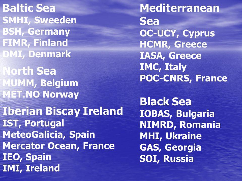 European COstal-shelf sea Operational observing and Forecasting system (ECOOP) Annual Meeting 12-15 February 2008 Athens T4.2 - Establishment of validation criteria of multidisciplinary information products Bahurel Pierre (MERCATOR) - DMI, IASA-UAT, MERCATOR, MET-NO, MHI Objectives: Select parameters, establish metrics and define common protocols of offline and online validation of regional and sub-regional products.