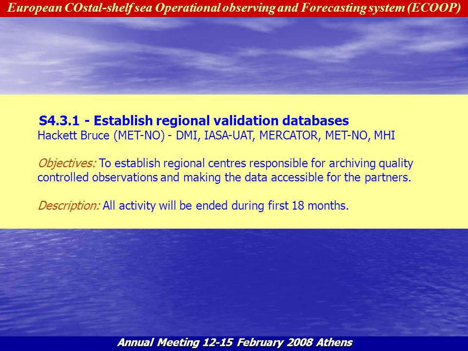 An example of data extraction from the Bythos tool of the Oceanographic Center of the University of Cyprus