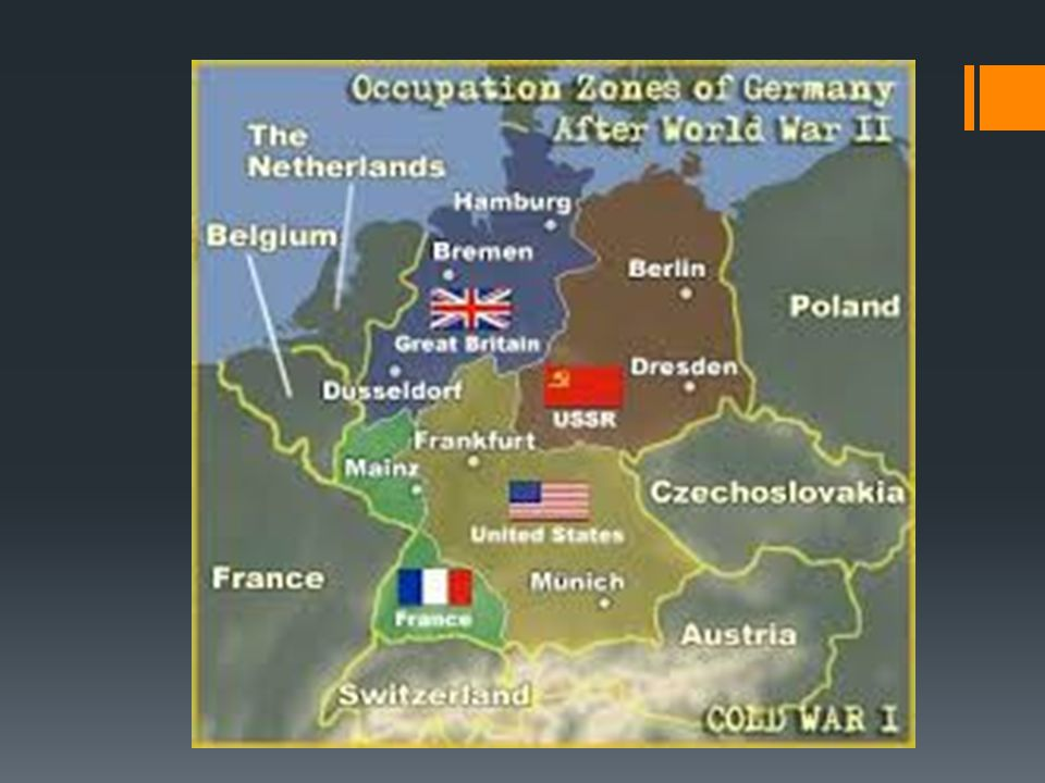 Section 2 Objectives  Describe the purpose of the Marshall Plan and identify the result of the plan for Europe.