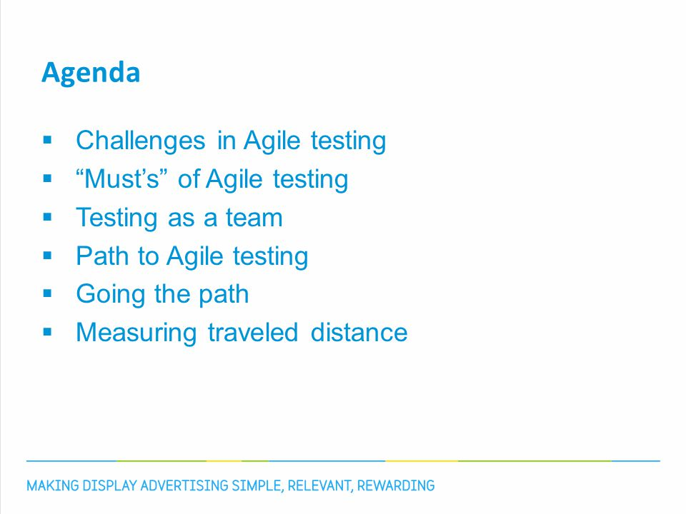 Challenges C1Fast feedback C2No documentation C3Old practices are inefficient C4Sprint start/end problems C5Agile way of quality C6No metrics C7Lots of regression
