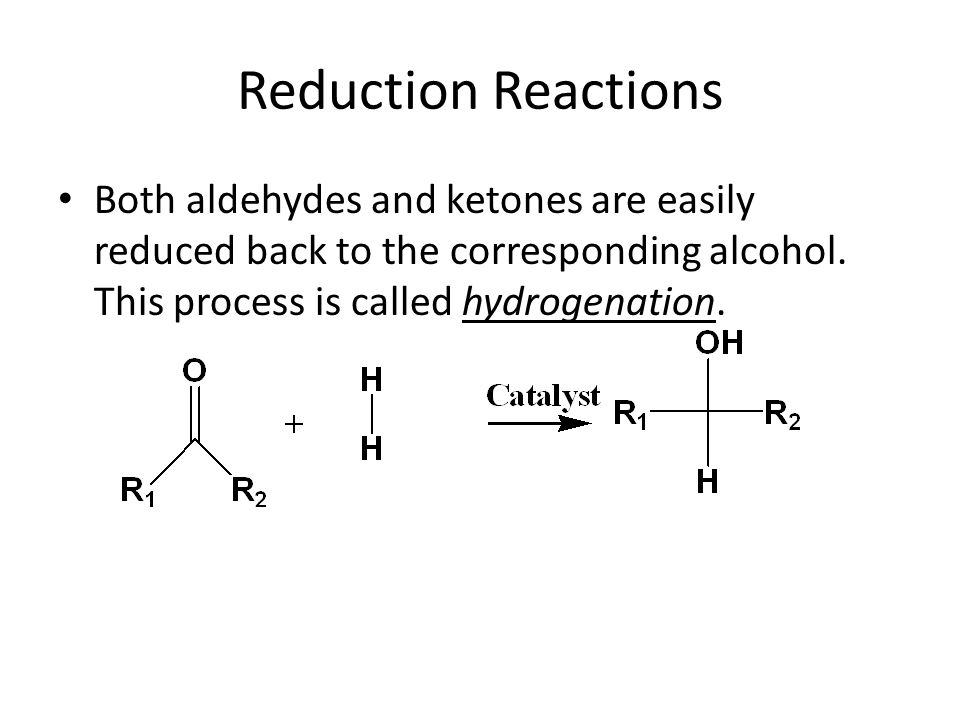 Lab Tests for Aldehydes and Ketones Tollen's Test Tests for ALDEHYDES (not ketones) Silver ion is reduced to silver metal The aldehyde is oxidized to a carboxylic acid anion AKA the Silver Mirror Test