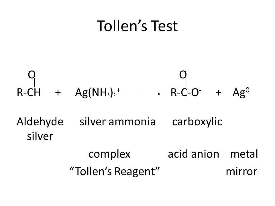 Write equations for the following reactions 1.
