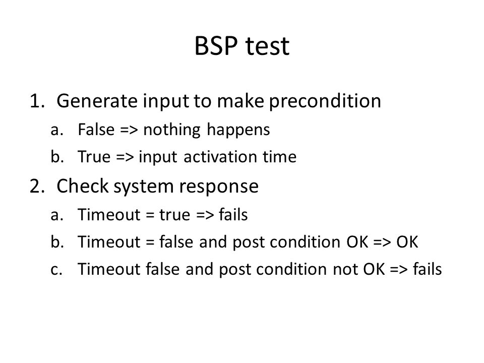 Key-event service pattern - KSP Check for key event Check post-condition Check precondition PreCondition == true PostCondition == true / [report success] KeyEventOccurred / [SetActivationTime] IsTimeout == true / [report fail]