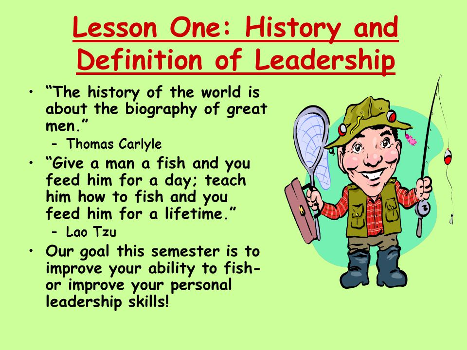 1.What is leadership. A. Leadership is a complex discipline.