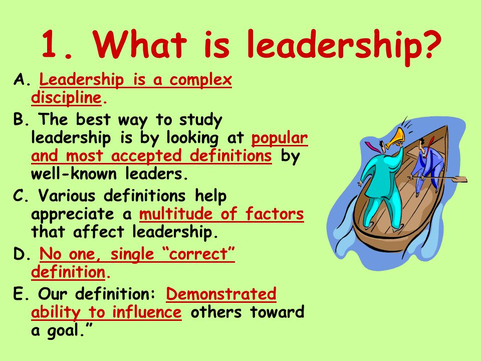 2.Why is understanding the history of leadership important.