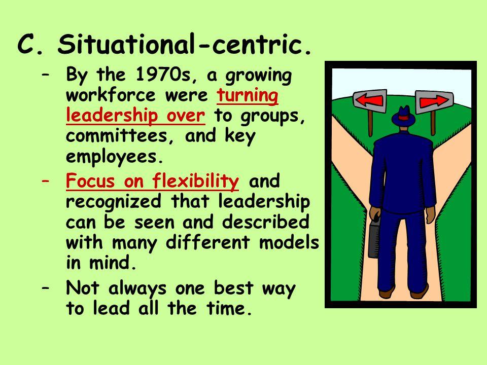 Defining Leadership Lives of great men all remind us, we make our lives sublime.