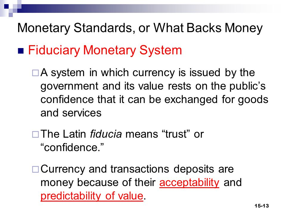Defining Money Money is important  Changes in the rate at which the money supply increases or decreases affect important economic variables (at least in the short run) such as inflation, interest rates, employment, and the level of real GDP.