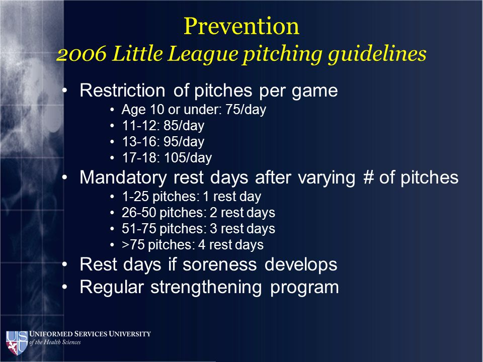 Take Home Messages Know full athletic history Bilateral x-rays Emphasize compliance EDUCATE EDUCATE EDUCATE