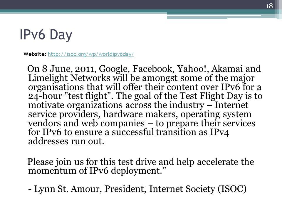 IPv6 Training Abuja & Lagos