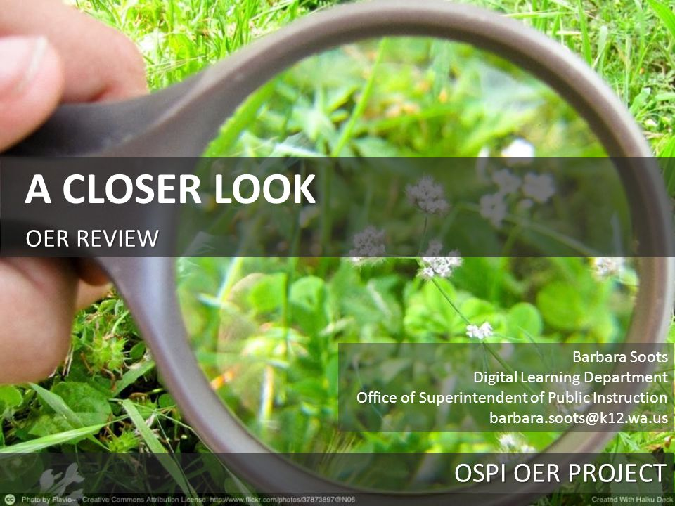 UNLIMITED ACCESS AND PERMISSIONS CRITERIA FOR OER REVIEW