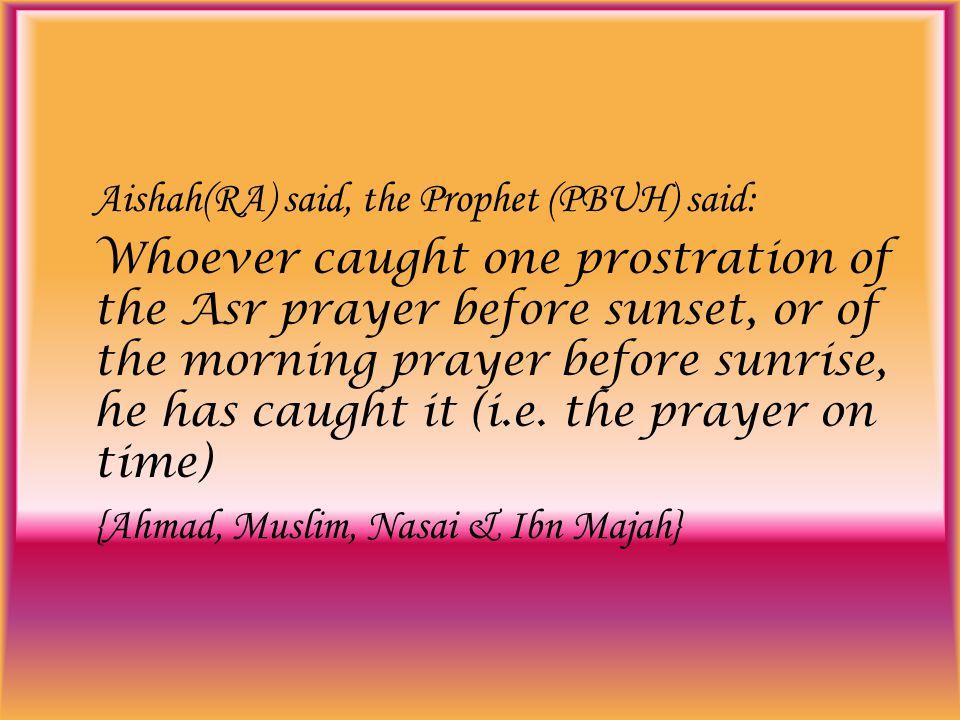 Praying missed Salawaat Anas bin Malik(RA) narrated that the Prophet (PBUH) said: If anyone forgets a salah, he should pray that salah when he remembers it.