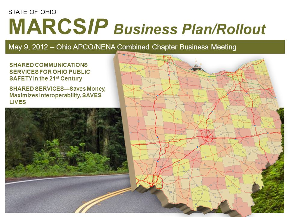PAGE 2 AGENDA MARCS Today Our Shared Challenges Statewide System of Systems Solution Phased Build-out Diagrams LTE Footprint Project Schedule Project Results Partnership Tiers Program Financing Partnership Support Summary & Discussion