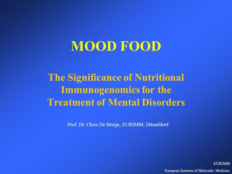 Nutrition influence on gene expression related to immune function Immunology immune balance physiology (e.g.