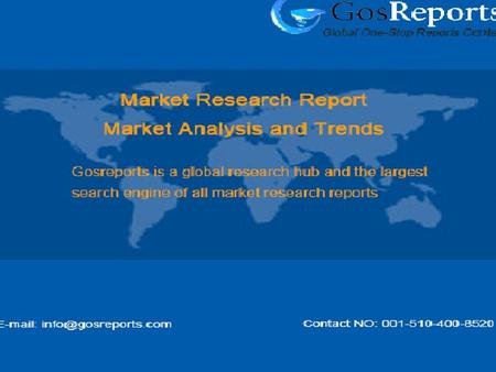 Global Emission Monitoring Systems Industry 2016 Market Research Report.