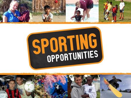 Click image to play video A sports travel organisation dedicated to providing sports opportunities to those wishing to travel and experience sports overseas.