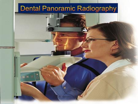 Dental Panoramic Radiography