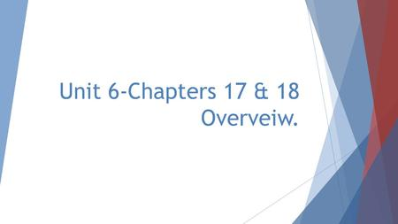 Unit 6-Chapters 17 & 18 Overveiw.. Communicable Disease:  Communicable disease- A disease that can be to a person from another person, animal, or abject.