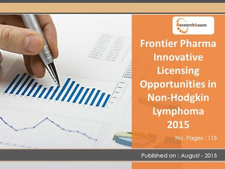 Frontier Pharma Innovative Licensing Opportunities in Non-Hodgkin Lymphoma 2015 Published on : August - 2015 No. Pages : 115.