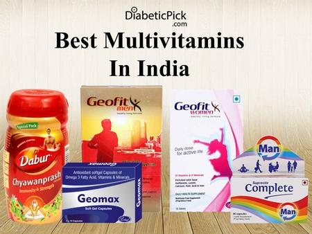Best Multivitamins In India.  Nutrition supplements provide you the best nutrients that can't always be derived from foods. Choosing the best nutritional.