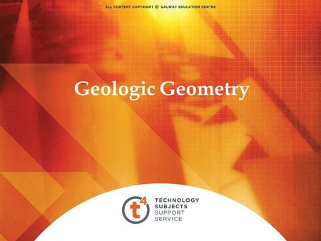 Geologic Geometry. TOPOGRAPHIC MAPS Many problems in mining and civil engineering are solved by graphic communication.