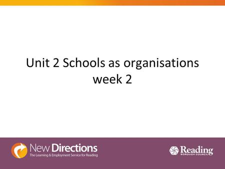 Unit 2 Schools as organisations week 2. Ice breaker School answering machine https://www.youtube.com/watch?v=MOno SA-iazohttps://www.youtube.com/watch?v=MOno.