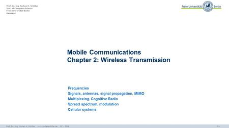 signal propagation in mobile computing pdf