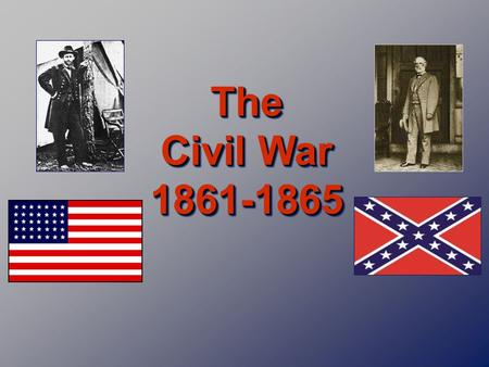 The Civil War 1861-1865. Secession! South Carolina on Dec. 20, 1860.