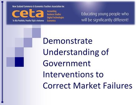 can governments correct market failures essay What is market failure, and what can the government do to reduce it followed by practice exercises to complete ones understanding of this topic microeconomics role of the government role of government in correcting market failures the.