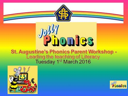 1. It provides a systematic approach to teaching children how to read and write in their first year of school. It is a synthetic phonics programme where.