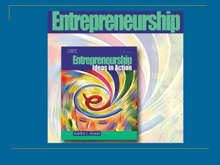 Chapter 1: Should You Become an Entrepreneur? Pages 4-19.