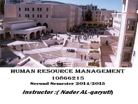 GARY DESSLER. HUMAN RESOURCE MANAGEMENT Global Edition 12e Chapter 1 Introduction to Human Resource Management.