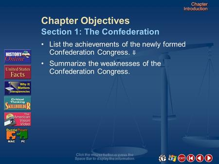 evaluating the original objectives of the articles of confederation Articles of confederation  the student union has the following objectives for a better  ffi is evaluating the divisional personals' performance based on.
