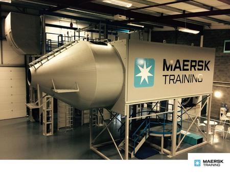 a better learning experience Maersk Training in Numbers Part of the Maersk Group – a worldwide conglomerate Established in 1978 10 Training FacilitiesTraining.