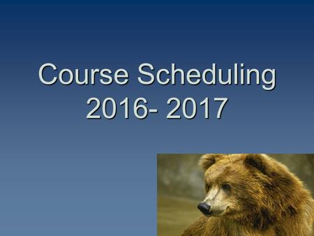 Course Scheduling 2016- 2017. Graduation Requirements Advanced Studies Diploma Course Credits Verified Credits English42 (Reading/Writing) Mathematics42.