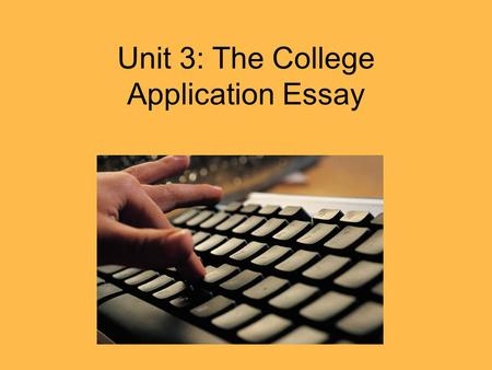 how to format college essays